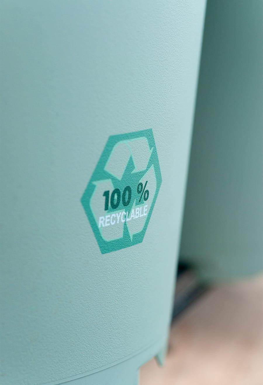 Van Woudenberg Tuinplanten - 100% recyclable